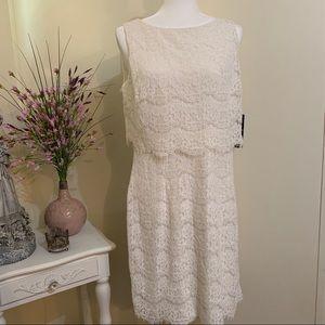 Beautiful American Living Lace Dress